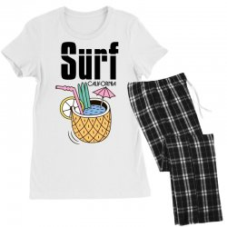 surf california Women's Pajamas Set | Artistshot