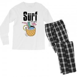 surf california Men's Long Sleeve Pajama Set | Artistshot