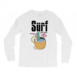 surf california Long Sleeve Shirts | Artistshot
