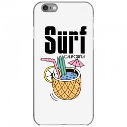 surf california iPhone 6/6s Case | Artistshot