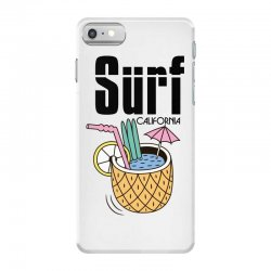 surf california iPhone 7 Case | Artistshot