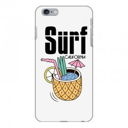 surf california iPhone 6 Plus/6s Plus Case | Artistshot