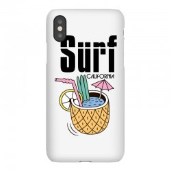 surf california iPhoneX Case | Artistshot