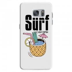 surf california Samsung Galaxy S7 Case | Artistshot