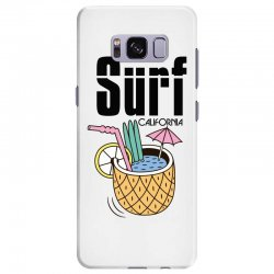 surf california Samsung Galaxy S8 Plus Case | Artistshot