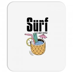 surf california Mousepad | Artistshot