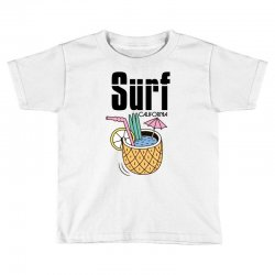 surf california Toddler T-shirt | Artistshot