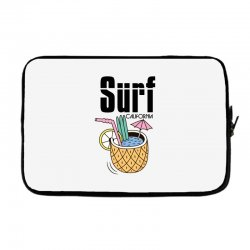 surf california Laptop sleeve | Artistshot
