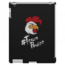team poulet iPad 3 and 4 Case | Artistshot