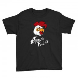 team poulet Youth Tee | Artistshot