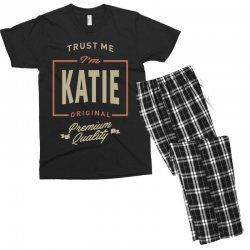 Katie Men's T-shirt Pajama Set | Artistshot