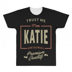 Katie All Over Men's T-shirt | Artistshot