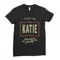 Katie Ladies Fitted T-Shirt | Artistshot