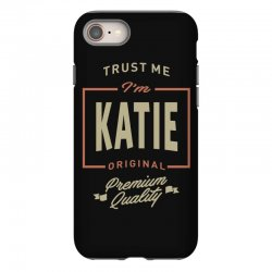 Katie iPhone 8 Case | Artistshot