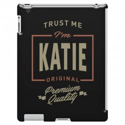 Katie iPad 3 and 4 Case | Artistshot