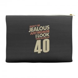 40 Years Accessory Pouches   Artistshot
