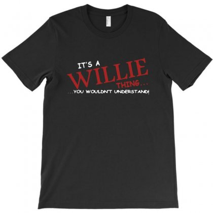 Willie Thing T-shirt Designed By Ninabobo