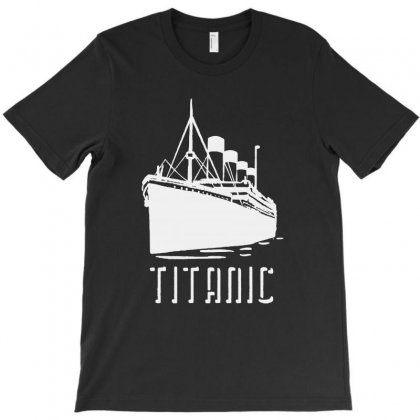Titanic T-shirt Designed By Ninabobo
