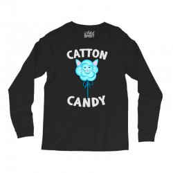 catton candy Long Sleeve Shirts | Artistshot