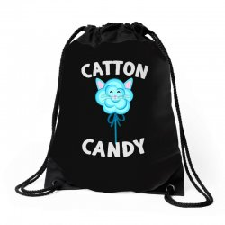catton candy Drawstring Bags | Artistshot