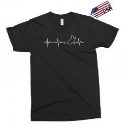 cat heartbeat Exclusive T-shirt | Artistshot