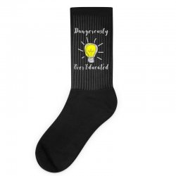 dangerously overeducated Socks | Artistshot