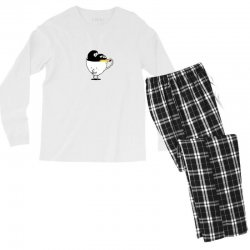 cook do laundry lots of coffee repeat Men's Long Sleeve Pajama Set | Artistshot