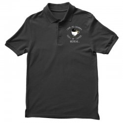 cook do laundry lots of coffee repeat Polo Shirt | Artistshot