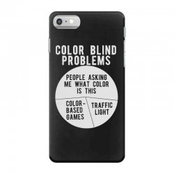 color blind problems people asking me what color is this iPhone 7 Case   Artistshot