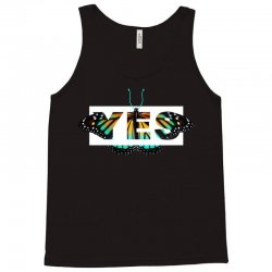 yes butterfly seek discomfort Tank Top | Artistshot