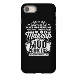 don't let the makeup and perfume fool you iPhone 8 Case | Artistshot