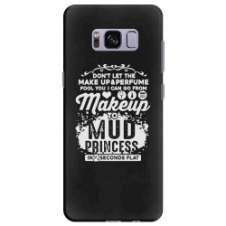 don't let the makeup and perfume fool you Samsung Galaxy S8 Plus Case | Artistshot