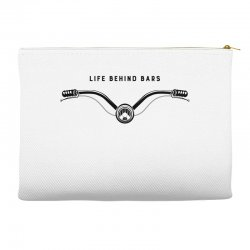 life behind bars Accessory Pouches | Artistshot
