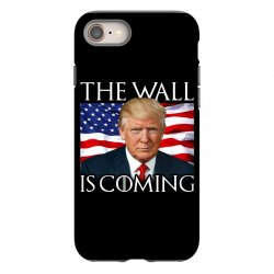 the wall is coming iPhone 8 Case | Artistshot