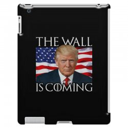the wall is coming iPad 3 and 4 Case | Artistshot