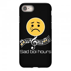 sad boi hours emoji iPhone 8 Case | Artistshot