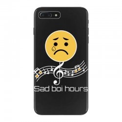 sad boi hours emoji iPhone 7 Plus Case | Artistshot