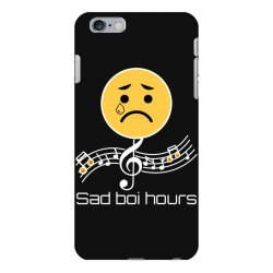 sad boi hours emoji iPhone 6 Plus/6s Plus Case | Artistshot
