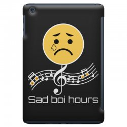 sad boi hours emoji iPad Mini Case | Artistshot