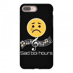 sad boi hours emoji iPhone 8 Plus Case | Artistshot