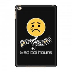 sad boi hours emoji iPad Mini 4 Case | Artistshot