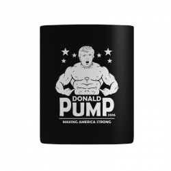 donald pump making america strong (donald trump) Mug | Artistshot