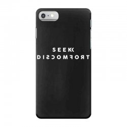 seek discomfort iPhone 7 Case | Artistshot