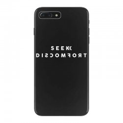 seek discomfort iPhone 7 Plus Case | Artistshot
