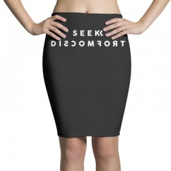 seek discomfort Pencil Skirts | Artistshot