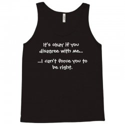 funny quote Tank Top | Artistshot