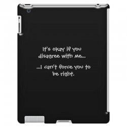 funny quote iPad 3 and 4 Case | Artistshot