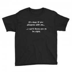 funny quote Youth Tee | Artistshot