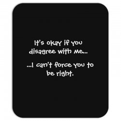 funny quote Mousepad | Artistshot