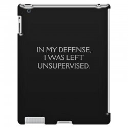 funny excuse quote iPad 3 and 4 Case | Artistshot